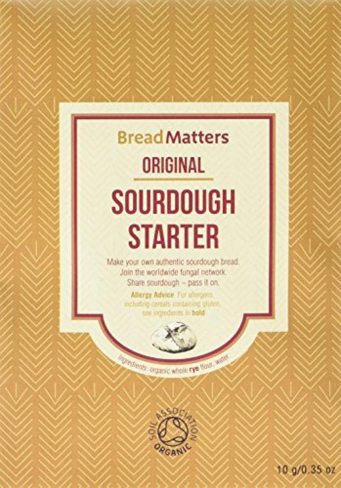 Bread Matters Original Sourdough Starter 10 g