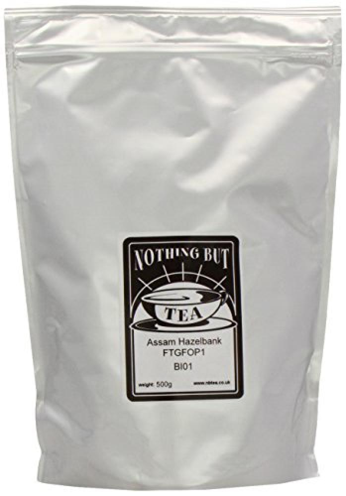 Nothing But Tea Assam Hazelbank 500g