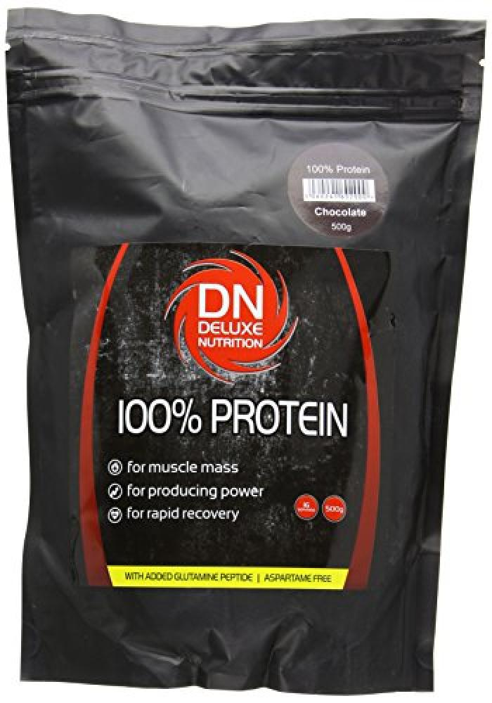 Deluxe Nutrition Chocolate Protein Blend 500g