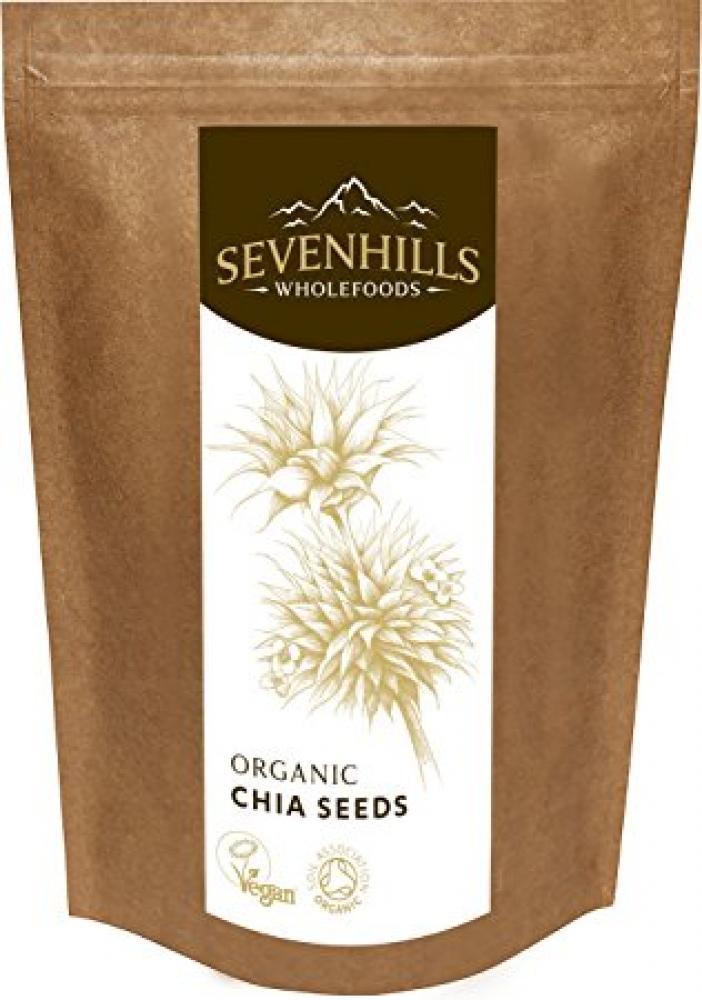 Sevenhills Wholefoods Organic Chia Seeds 2kg