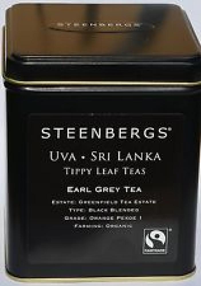Steenbergs Organic Earl Grey Tea 125g