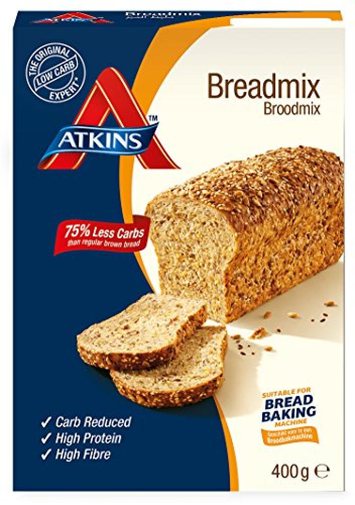 Atkins Low Carb High Protein Bread Mix 400g
