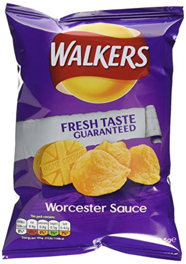 Walkers Worcester Sauce 32.5 g