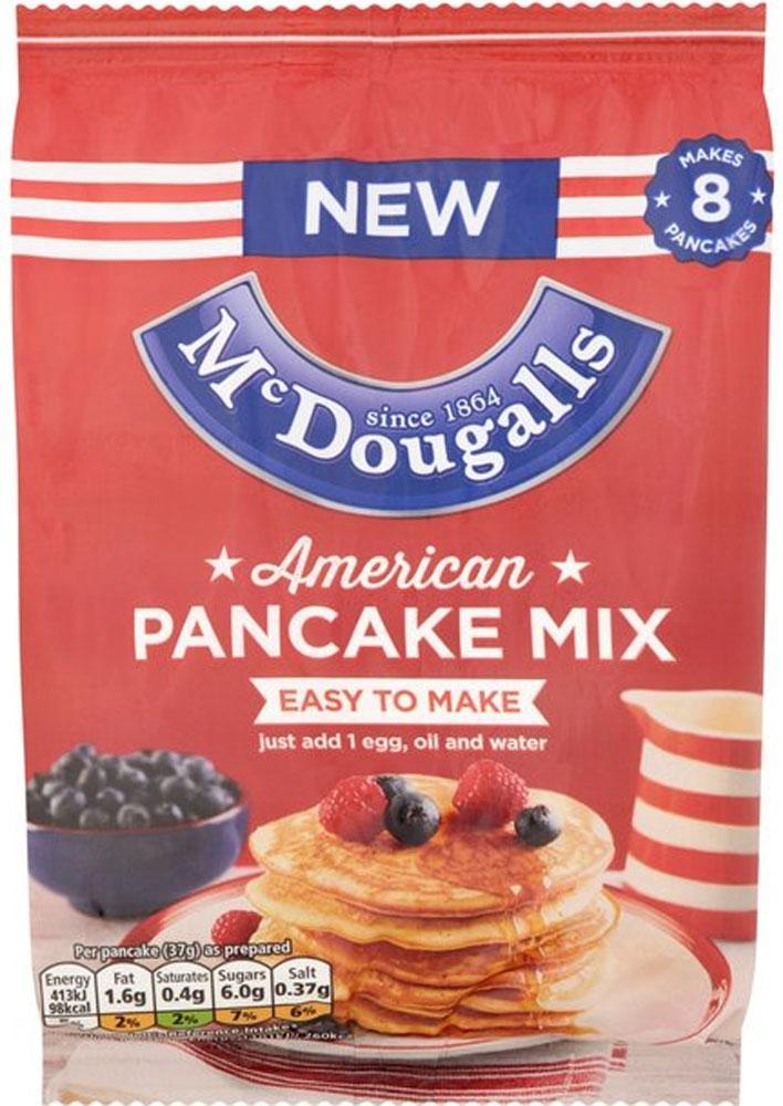 Mcdougalls American Pancake Mix 192g
