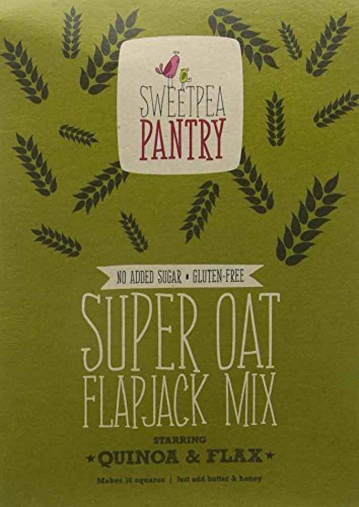 Sweetpea Pantry Super Oat Flapjack Mix 370g
