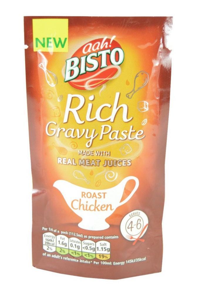Bisto Roast Chicken Flavour Rich Gravy Paste 50g