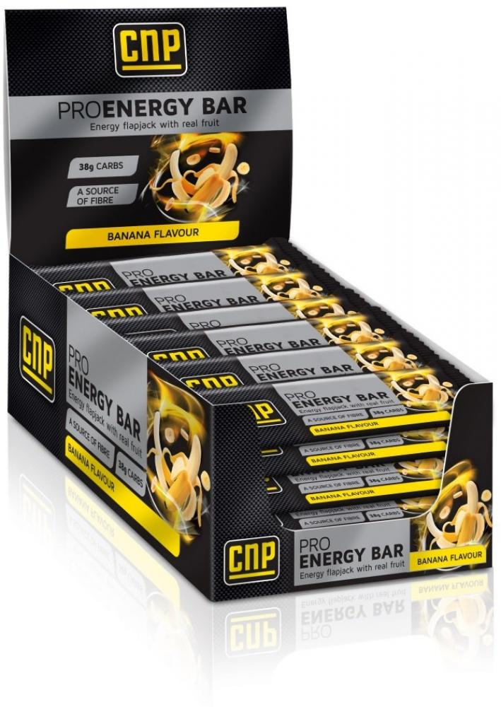 CNP Pro Energy Bar Banana Flavour 56g x 30