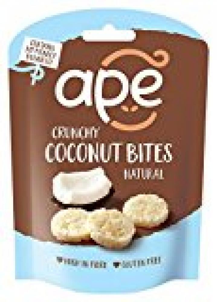 Ape Snacks Natural Crunchy Coconut Bites 30g