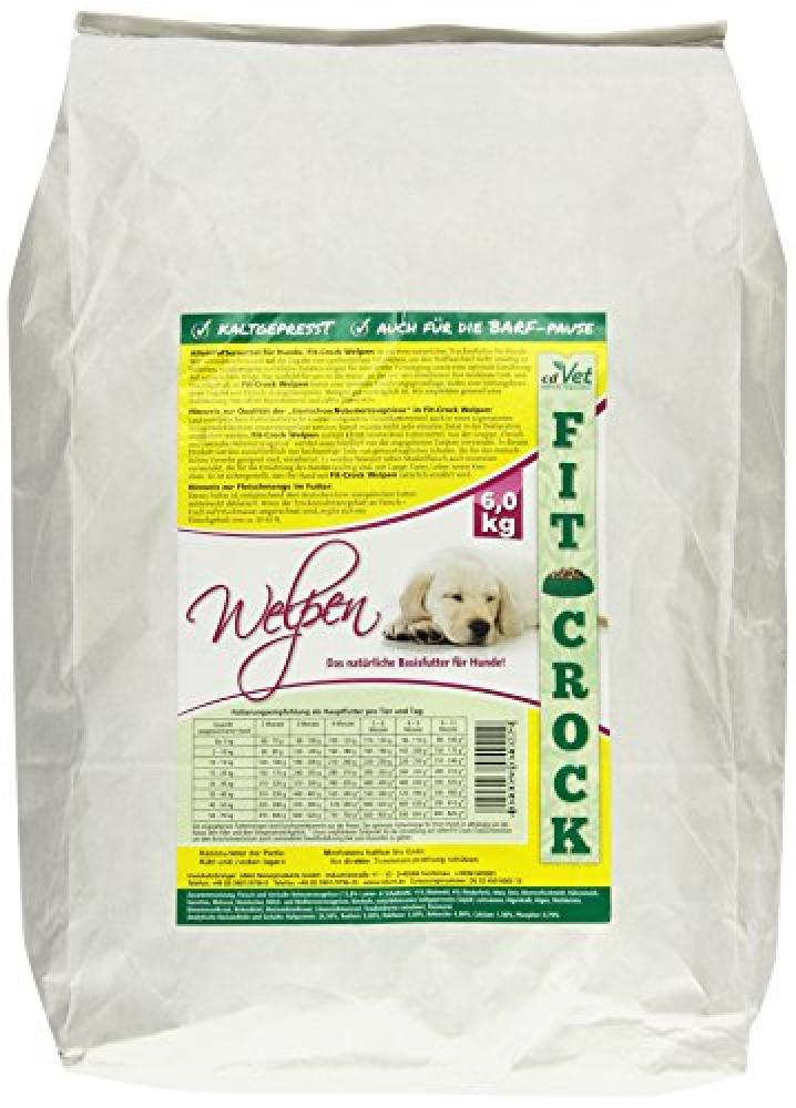 cdVet Fit-Crock Puppies with Lamb and Sheep 6.0 kg