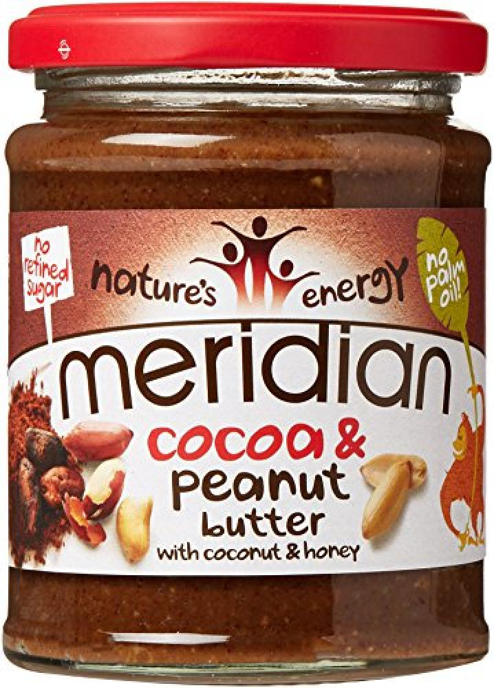 Meridian Cocoa And Peanut Butter 280g