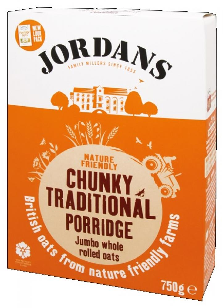 Jordans Conservation Grade Porridge Oats 750g