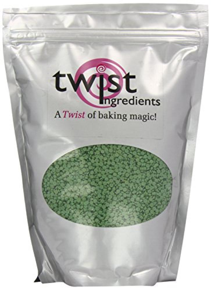 Twist Ingredients Green Confetti 1 kg