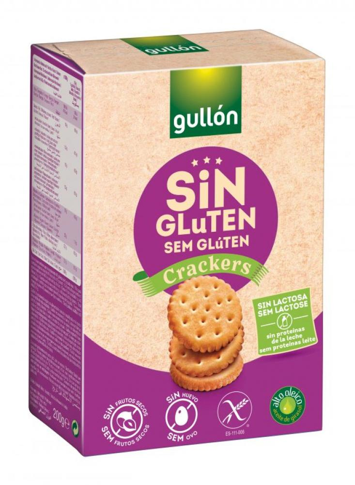 Gullon Gluten Free Crackers 200g
