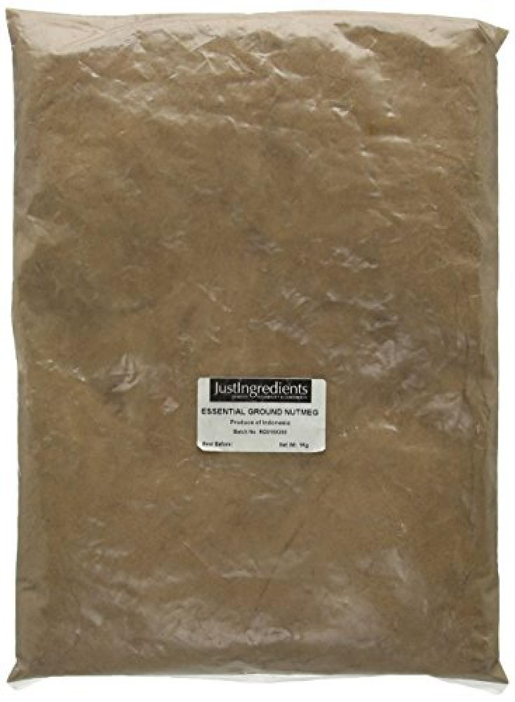 JustIngredients Essential Nutmeg Ground Loose 1kg