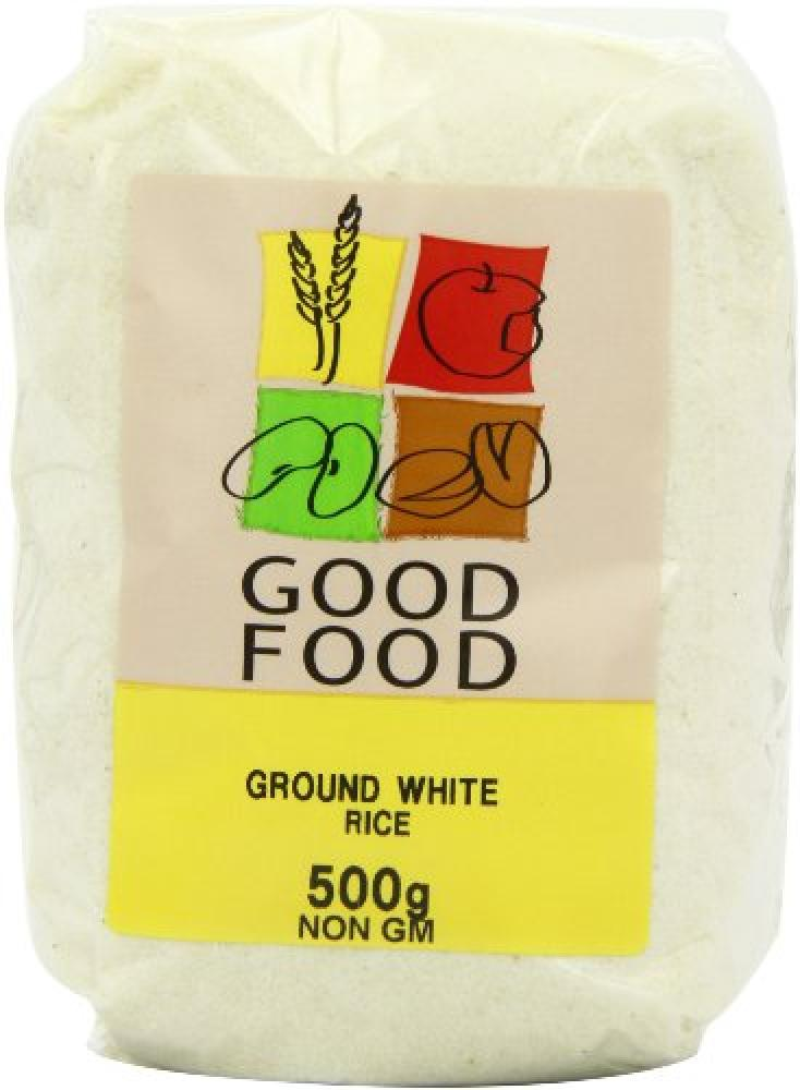 Mintons Good Food Ground White Rice 500g
