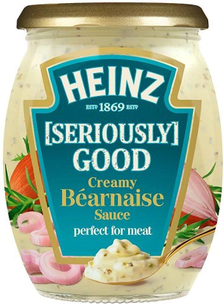 Heinz Seriously Good Creamy Bearnaise Sauce 260g