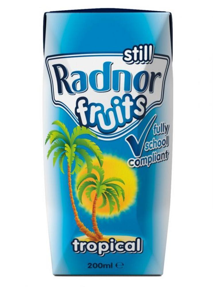 Radnor Still Fruits Tropical 200ml