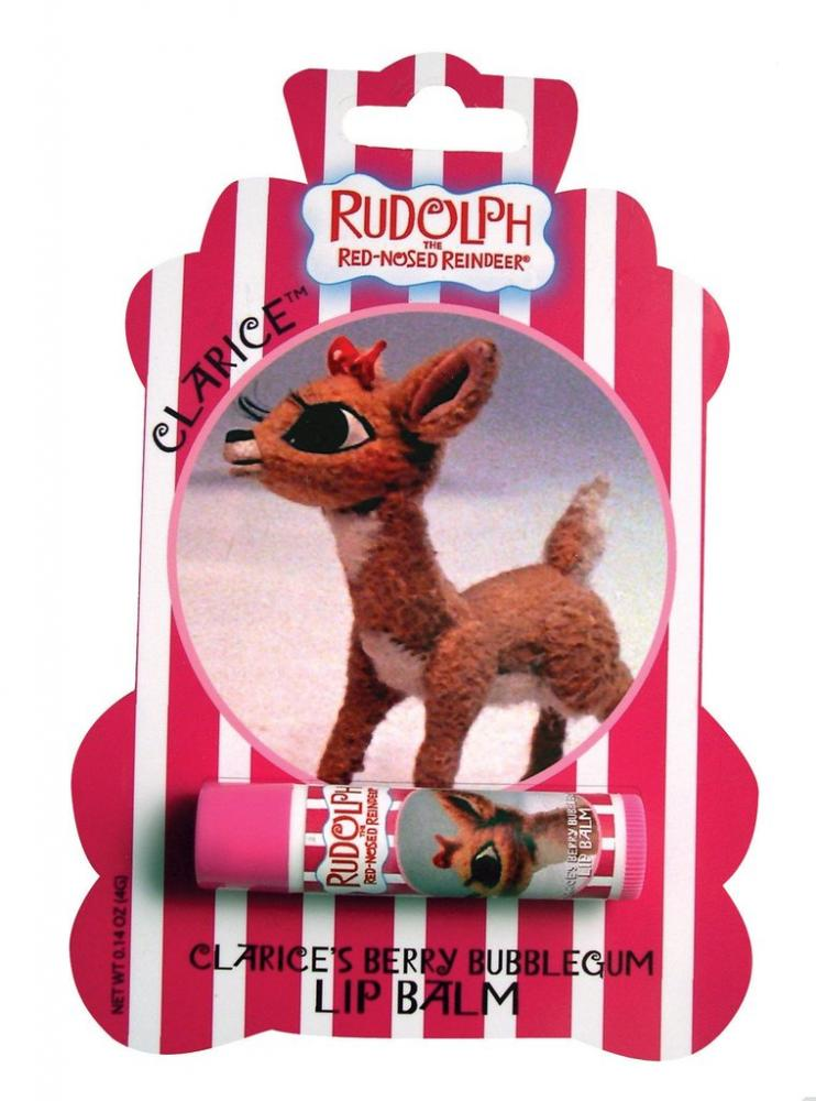 Rudolph the Red-Nosed Reindeer Clarice Lip Balm