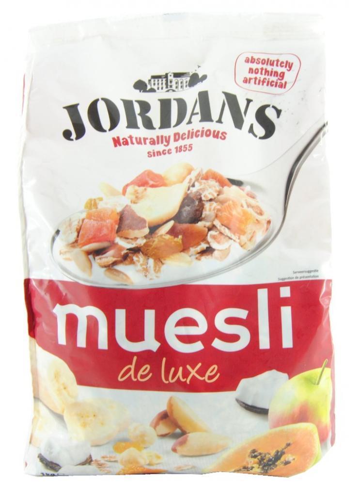 Jordans Muesli Deluxe 1kg