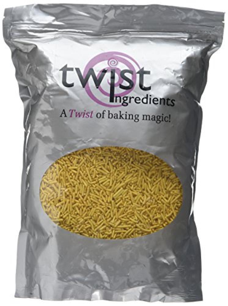 Twist Ingredients Gold Sprinkles 1kg