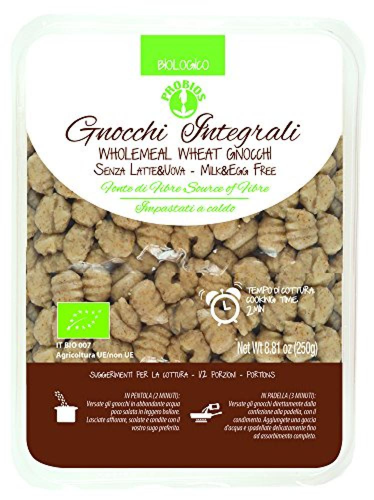 Probios Gnocchi with Potatoes and Wheat Flour 250g