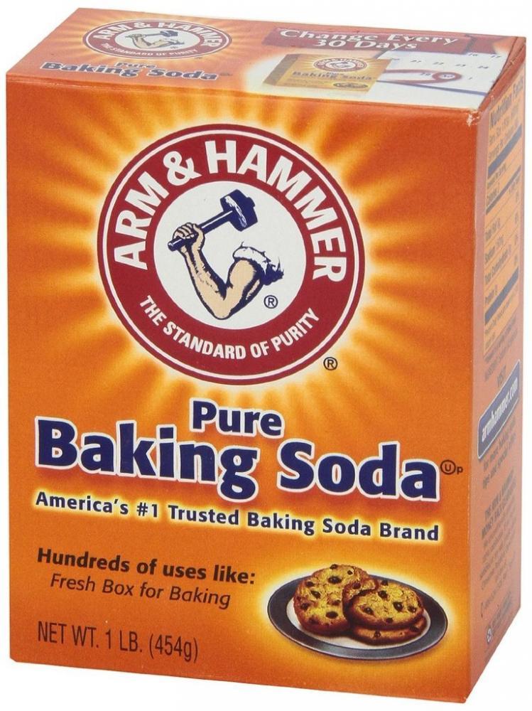 Arm and Hammer Baking Soda 454g
