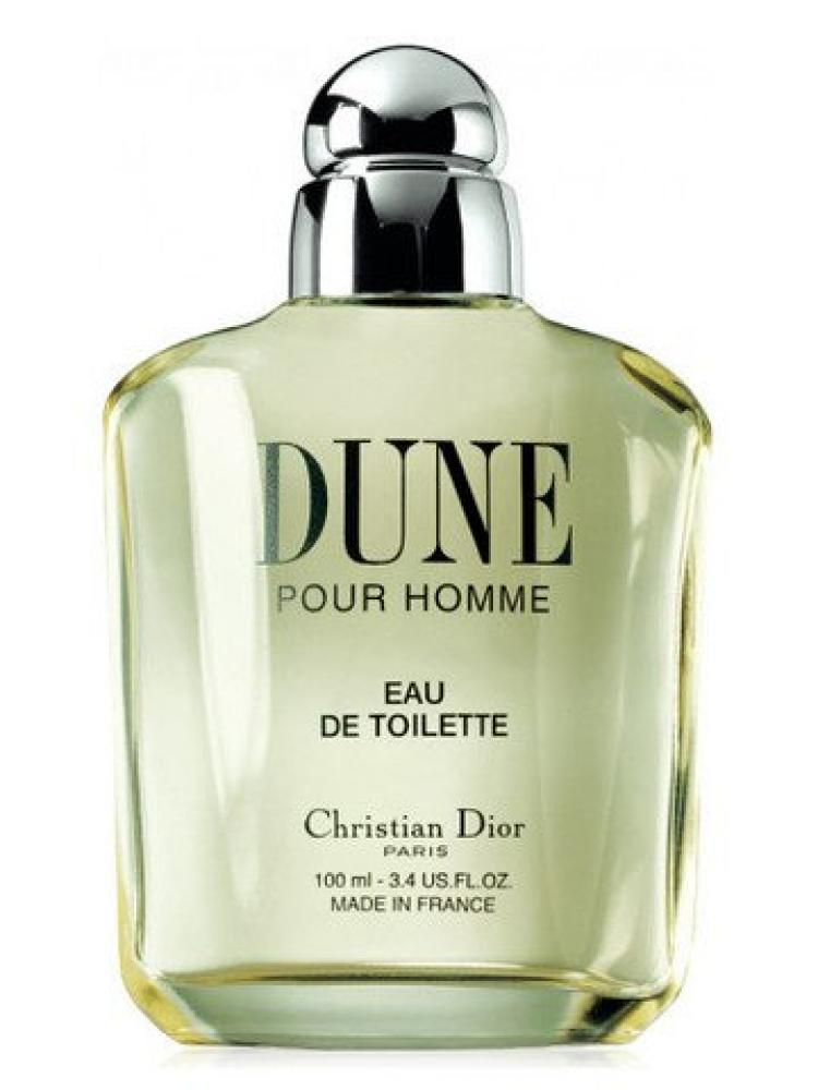 Christian Dior Christian Dior Dune Eau De Toilette Spray 100 ml Pour Homme