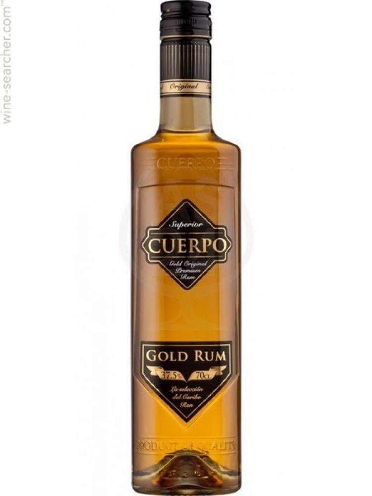 Cuerpo Gold Rum 700ml
