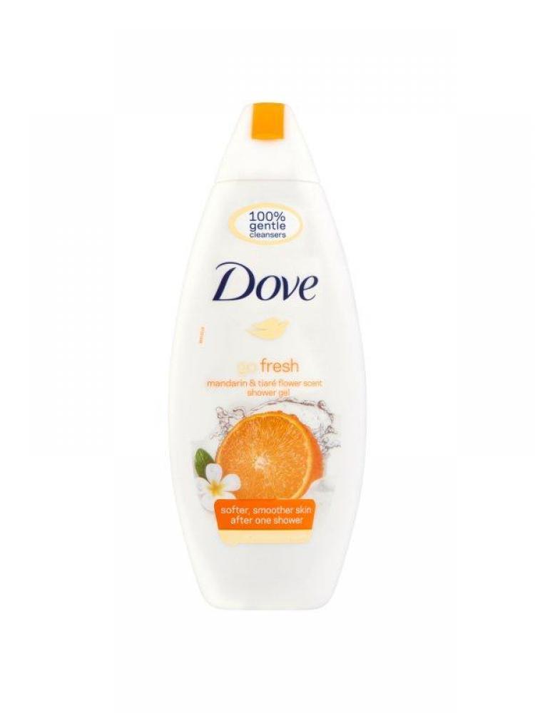 Dove Go Fresh Revitalize Body Wash Mandarin and Tiare Flower 250ml