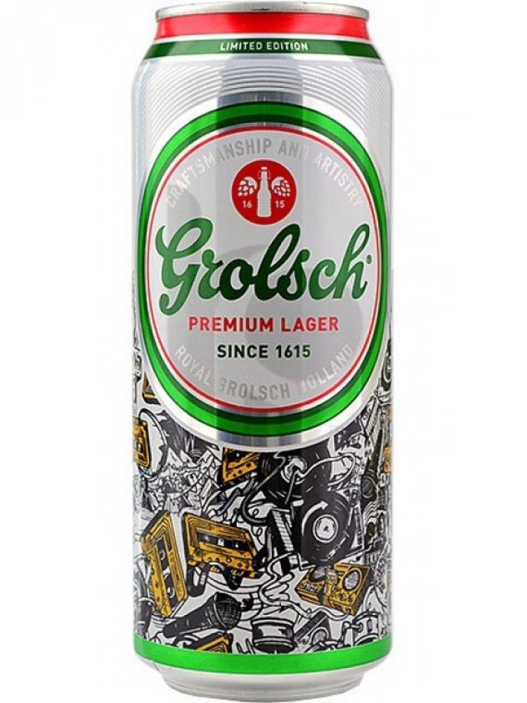 Grolsch Premium Lager 500ml