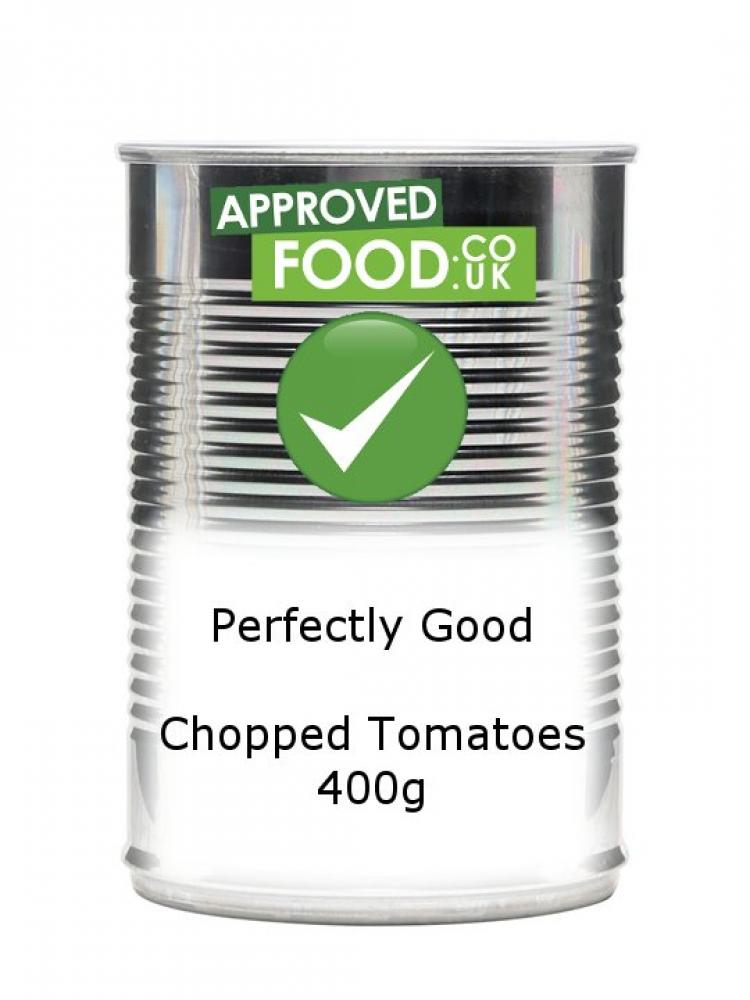 Perfectly Good Chopped Tomatoes 400g