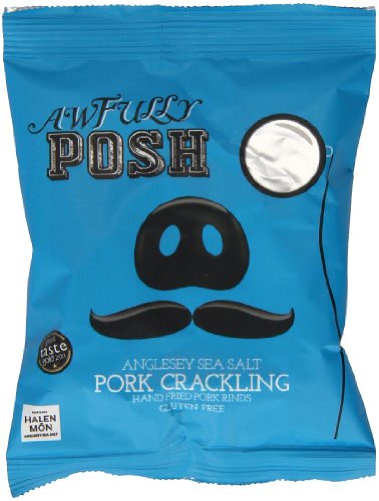 Awfully Posh Anglesey Sea Salt Crackling 40g