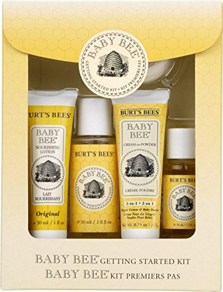 Burts Bees Baby Bee Getting Started Gift Set