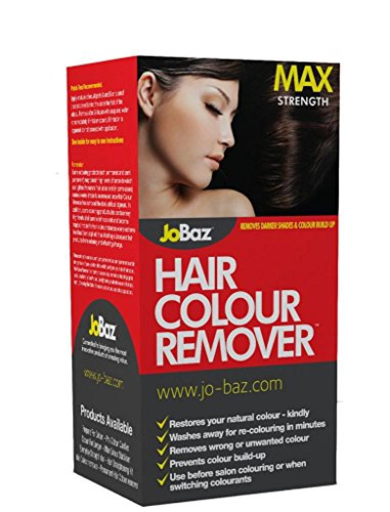 JoBaz Hair Colour Remover Extra Strength Removes Darker Shades and Colour Build Up
