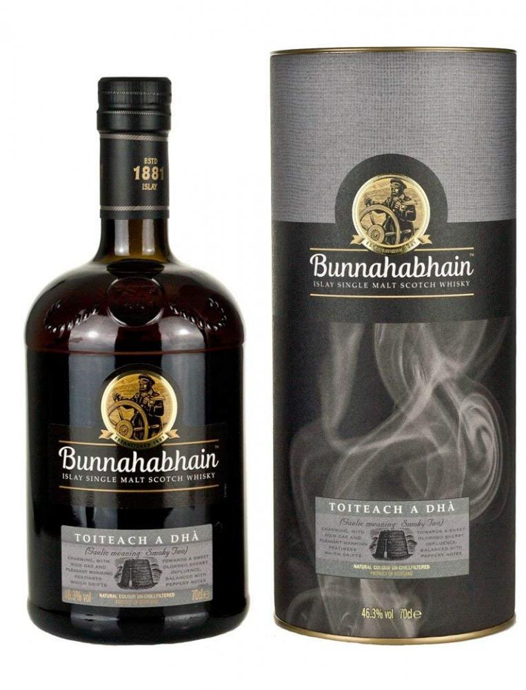 Bunnahabhain Toiteach a Dha Single Malt Whisky 70 cl