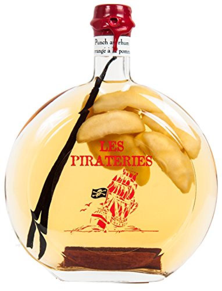 Fisselier Pirateries Apple Rum Punch Liqueur 500ml