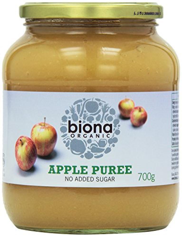 Biona Organic Apple Puree Organic 700 g