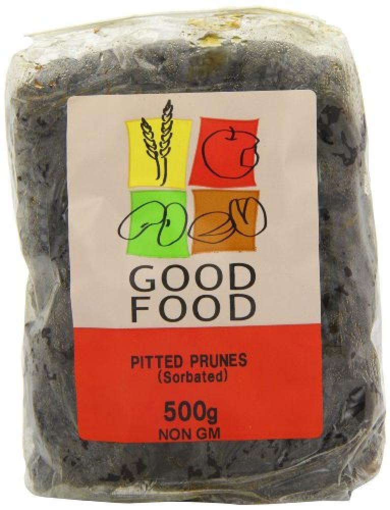 Mintons Good Food Pre-Packed Prunes Pitted Ashlock Sorbate 500 g