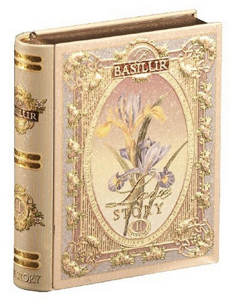 CLEARANCE  Basilur Tea Love Story Vol 2 25g