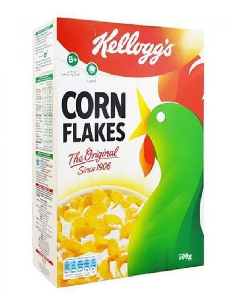 Kelloggs Corn Flakes The Original 500g