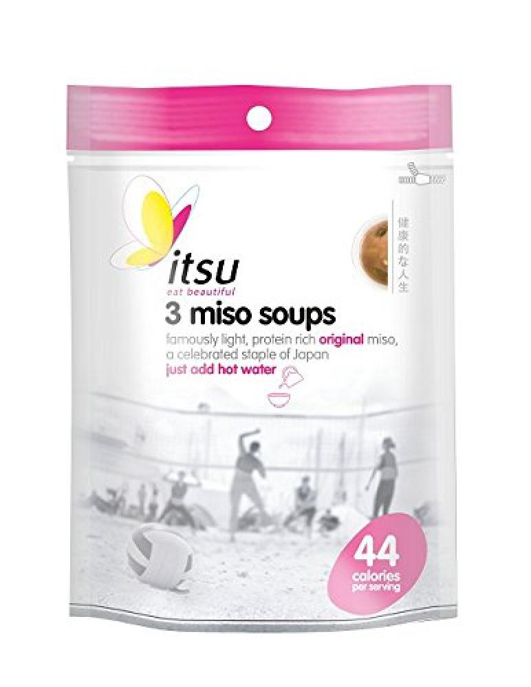 Itsu Original Miso Soup 3 Pouches 75 g