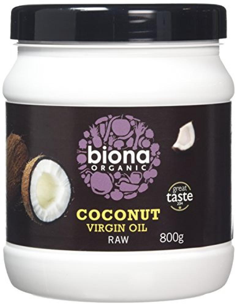 Biona Virgin Coconut Oil Organic 800g