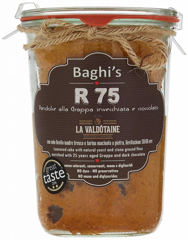 Baghis Sotto Vetro Pandolce R75 240g