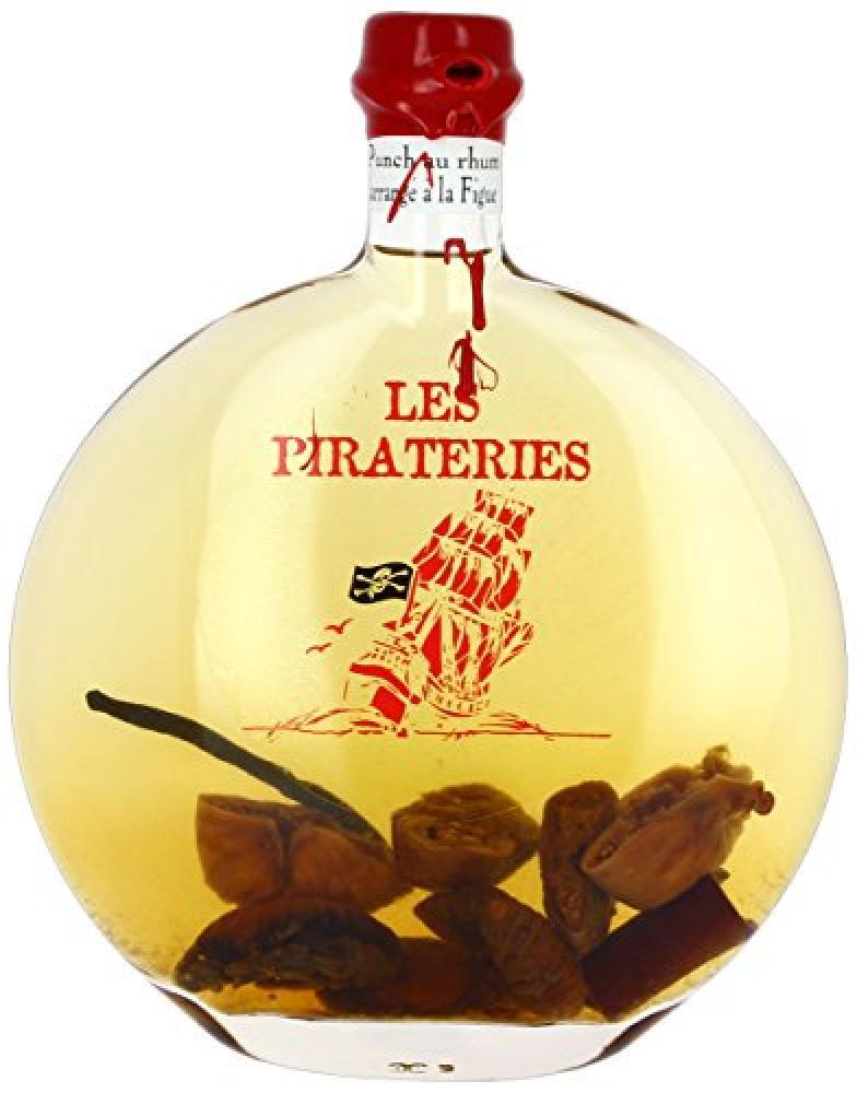 Fisselier Pirateries Fig Rum Punch Liqueur 500ml