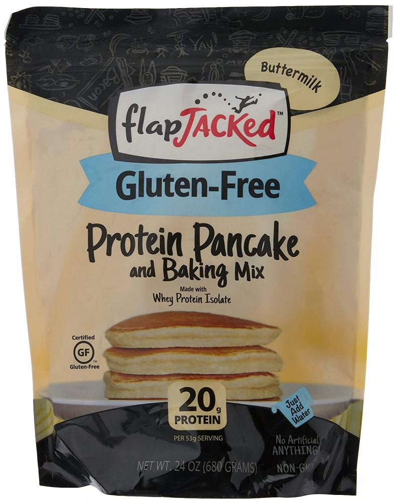 FlapJacked Buttermilk Pancake Mix 680g