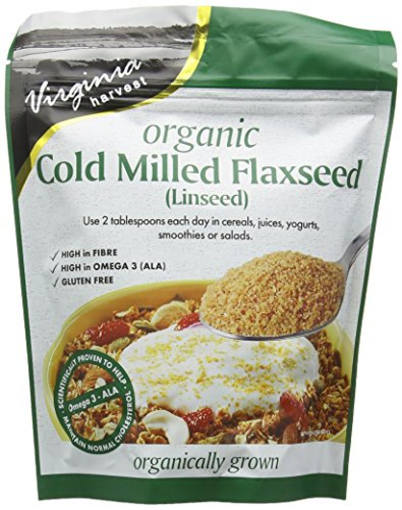 Virginia Harvest Cold Milled Flaxseed 200g