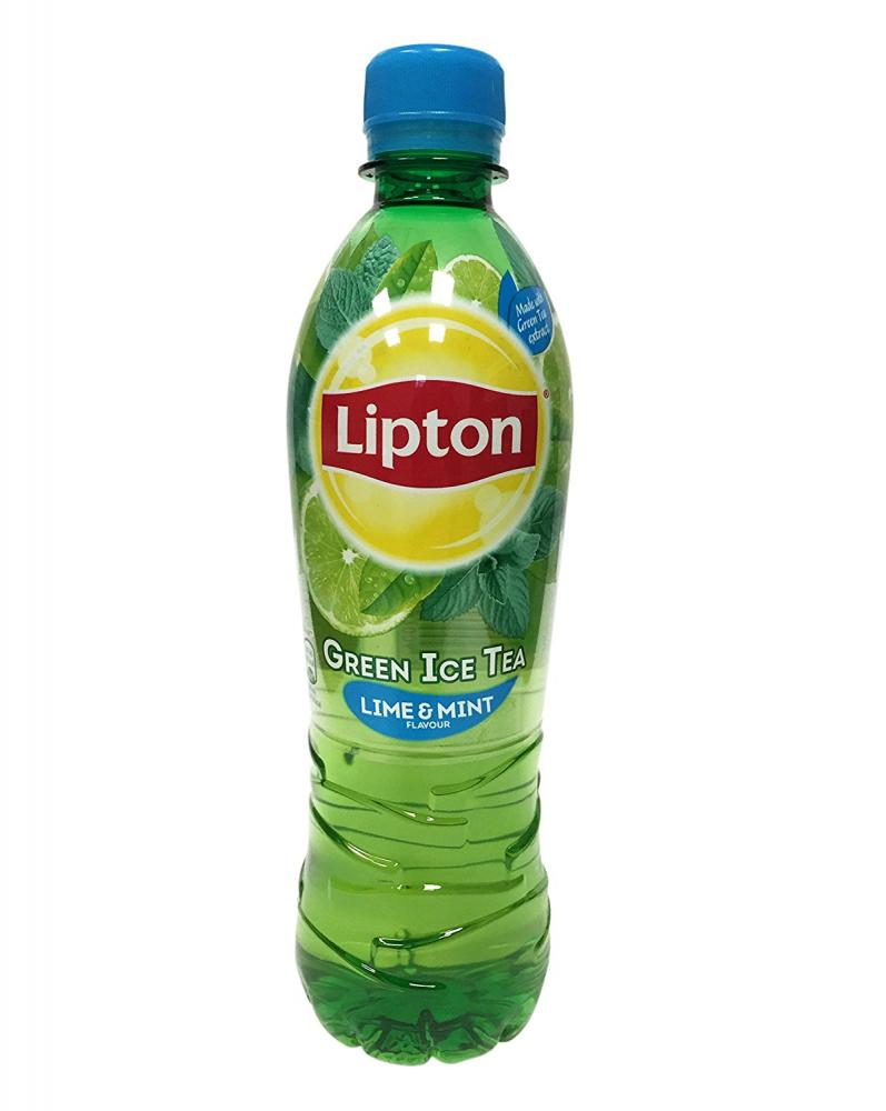 Lipton Green Ice Tea Mint Lime 500ml