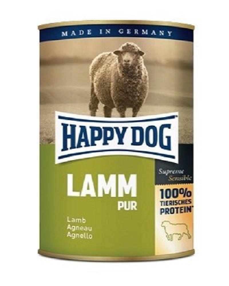Happy Dog Wet Dog Food Pure Tinned Lamb 400 g