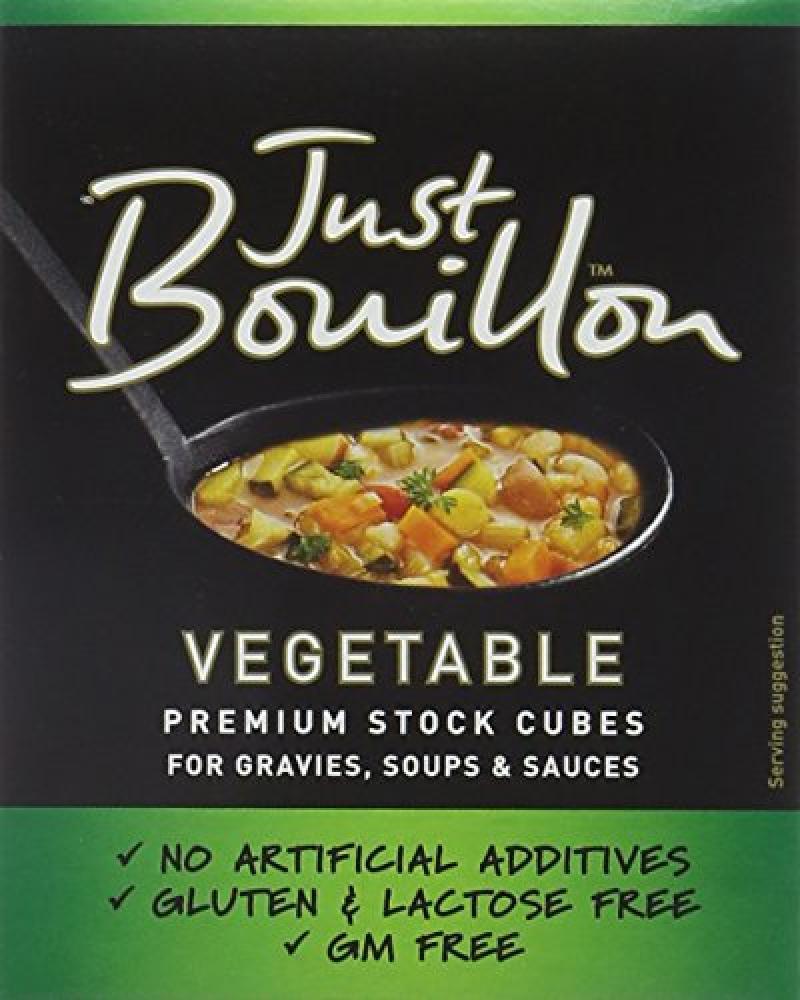 Just Bouillon Vegetable Stock Cubes 66 g