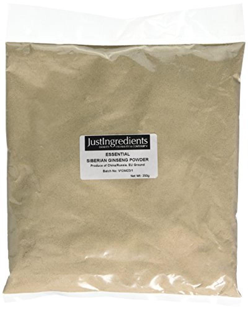 JustIngredients Essential Ginseng-Siberian Powder 250g